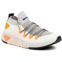 Sneakersy DIESEL - S-Kb Athl Lace Y02110 P2215 H7982 Star White/Mercury, kolor biały
