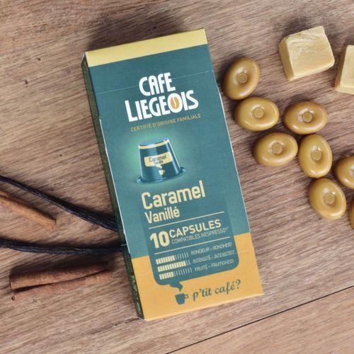Café liégeois Kawa w kapsułkach café liegeois