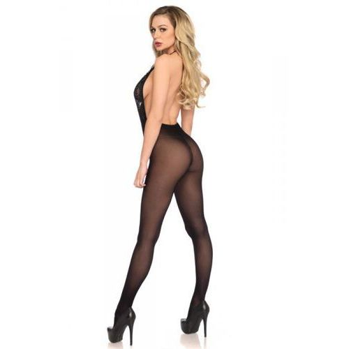 Halter keyhole bodystocking marki Legavenue