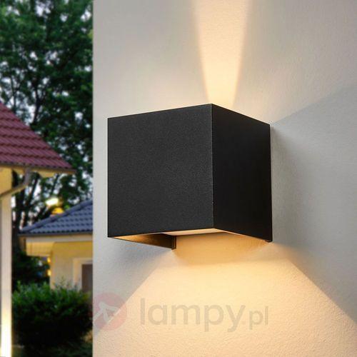 Zewnętrzna lampa ścienna SIRI 44 LED, grafit (4022671996938)