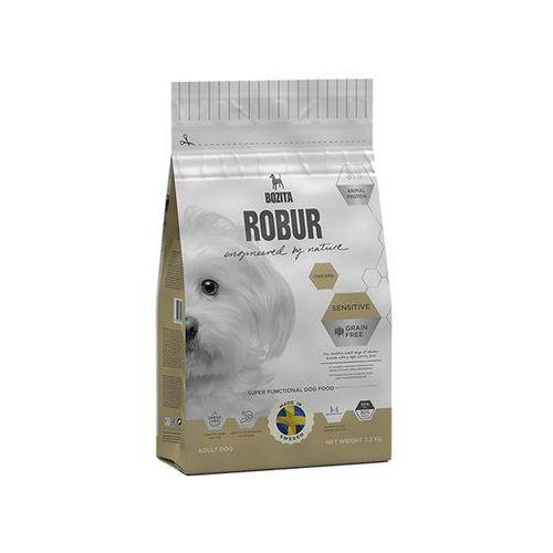 robur sensitive grain free chicken 1,25kg marki Bozita