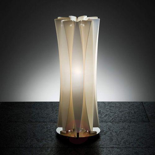 Slamp bach lampa stołowa złoty, 1-punktowy - nowoczesny - obszar wewnętrzny - bach - czas dostawy: od 8-12 dni roboczych