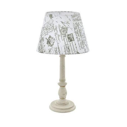 Eglo 43242 - Lampa stołowa LARACHE 1xE14/40W/230V (9002759432423)
