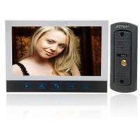 "Wideodomofon Secutek VDP320+CAM202- 7""LCD; detekcja ruchu"