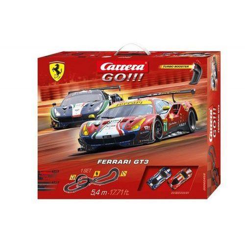 Tor wyścigowy GO!!! Ferrari GT3 - DARMOWA DOSTAWA!!!