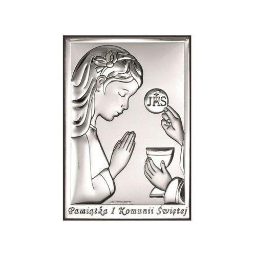 Obrazek Pamiątka Pierwszej Komunii Świętej -(BC#6491/A), kup u jednego z partnerów
