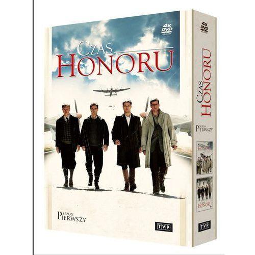 Czas honoru (sezon 1, 4 DVD) - produkt z kategorii- Seriale, telenowele, programy TV