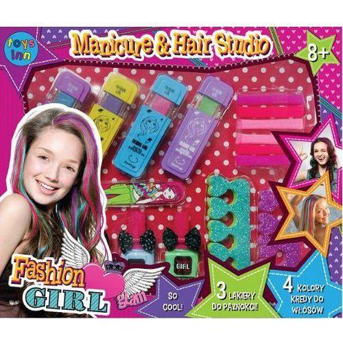 Stnux Kreda do włosów w sztyfcie 4 kolory zestaw (5901583293498)