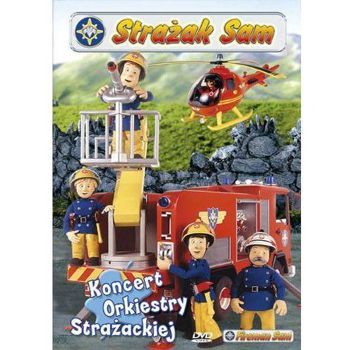 Strażak Sam. Koncert orkiestry strażackiej (DVD), towar z kategorii: Filmy animowane