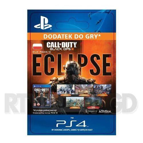 OKAZJA - Call of duty: black ops iii - eclipse dlc [kod aktywacyjny] marki Sony