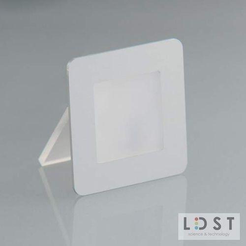 oprawa led diana 16led 230v 1,6w di-01-ss-bc16 - autoryzowany partner ldst, automatyczne rabaty. marki Ldst