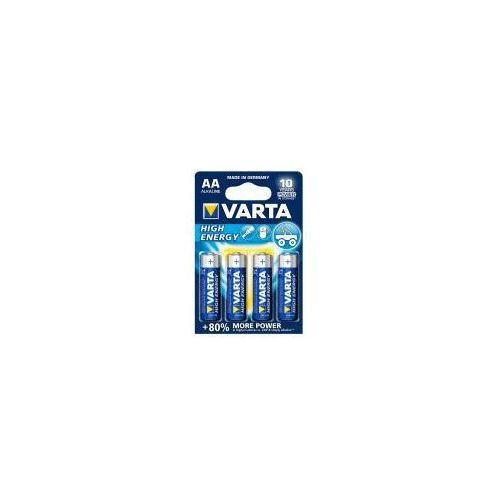 VARTA AAA High Energy (4 szt.) (4008496559763)