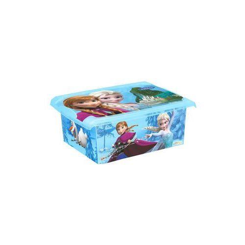 Pojemnik FASHION-BOX FROZEN 10 L 39 x 29 x 14 cm OKT (4052396018929)
