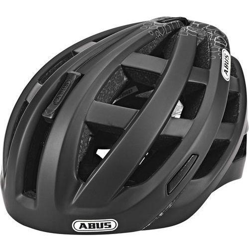 in-vizz ascent kask rowerowy czarny m | 54-58cm 2018 kaski rowerowe marki Abus