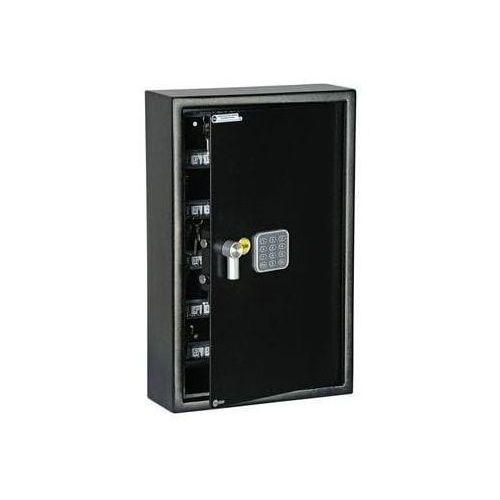 Yale Elektroniczny sejf / depozytor na 100 kluczy ykb550db1