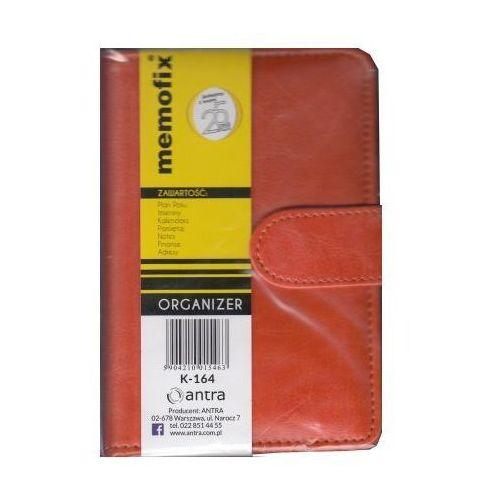 Organizer memofix K-164 pomarańczowy - ANTRA OD 24,99zł DARMOWA DOSTAWA KIOSK RUCHU (5904210015463)