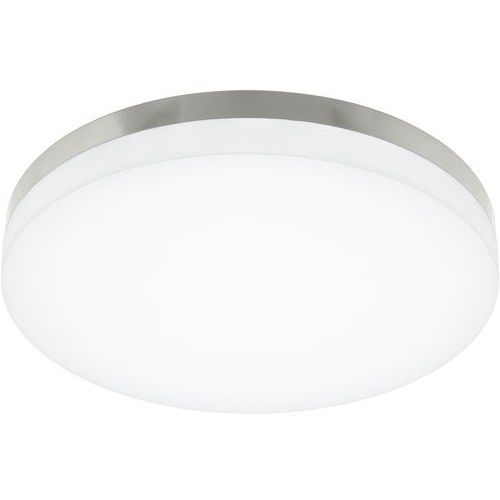 Plafon Eglo Sortino-S 95497 lampa oprawa sufitowa 1x24W LED nikiel mat/ biały
