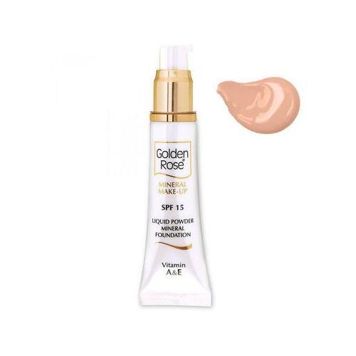 Golden rose - liquid powder mineral foundation - podkład mineralny - 06 (8691190101862)