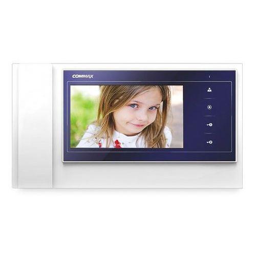 Commax Cdv-70kr3 blue monitor kolorowy, jednoabonentowy niebieski