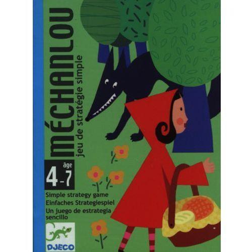 Gra karciana Czerwony Kapturek DJ05126 - produkt z kategorii- Gry karciane