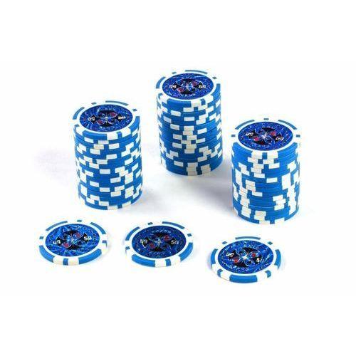 50szt. żetony do pokera z nominałem 50 waga 1g marki 1