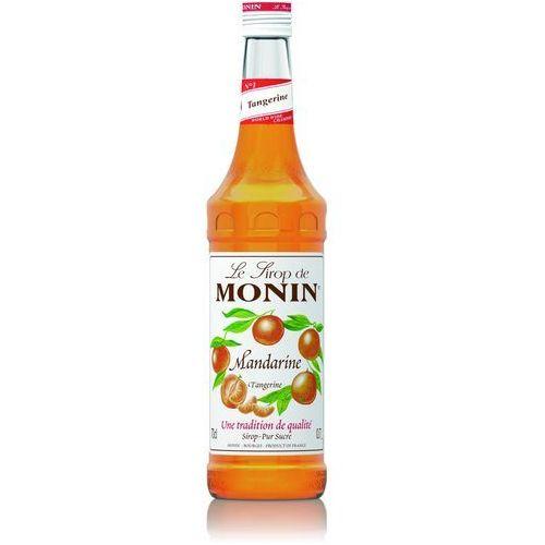 Syrop mandarine 0,7 l - mandarynkowy marki Monin. Najniższe ceny, najlepsze promocje w sklepach, opinie.