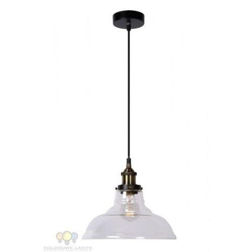 Lucide doris lampa wisząca przezroczysty, 1-punktowy - rustykalny - obszar wewnętrzny - doris - czas dostawy: od 4-8 dni roboczych (5411212151780)