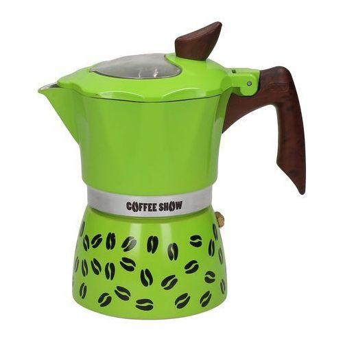Kawiarka GAT Coffee Show 3 TZ Zielony (8007126000497)