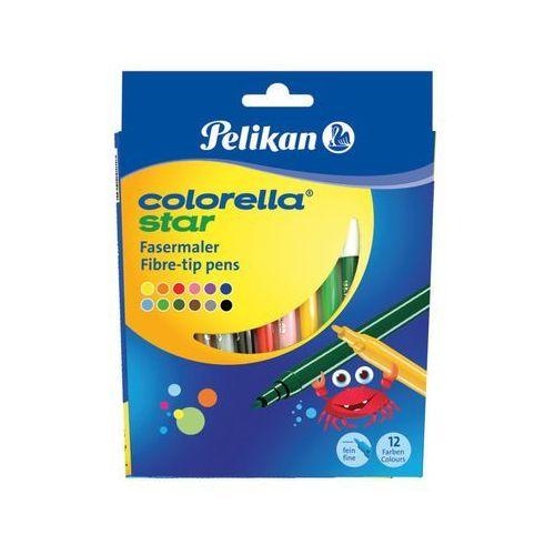 Pelikan Pisaki colorella c302 12 kolorów etui