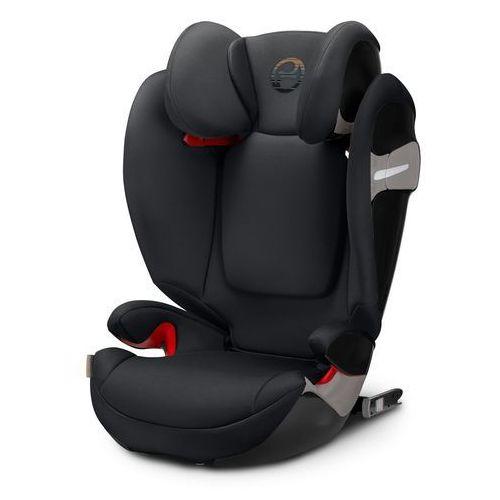 cybex GOLD Fotelik samochodowy Solution S-Fix Lavastone Black-black (4058511252124)