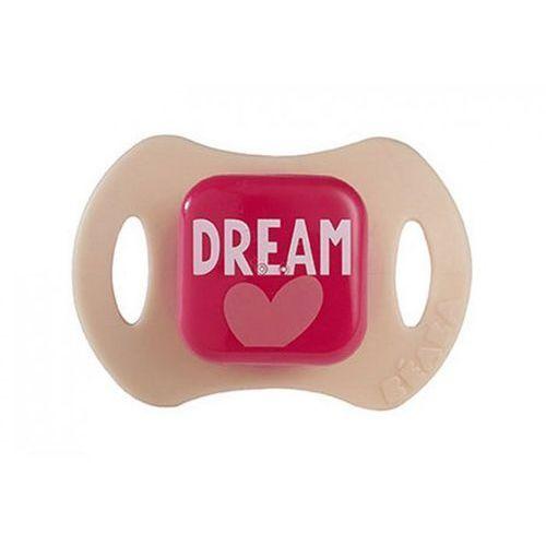 zestaw ortodontycznych smoczków 2 szt. 0-3m pink marki Beaba