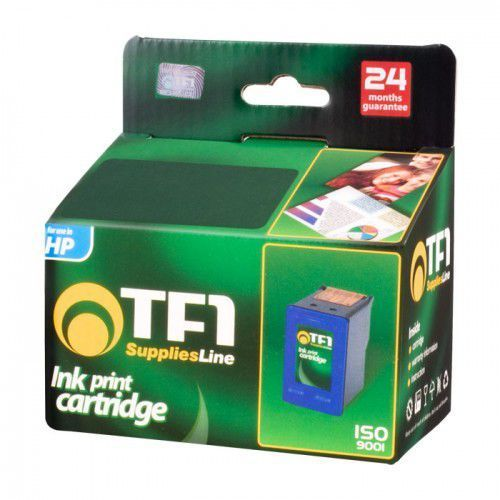 Zestaw tuszy TFO HP 15 17 XL (C6615D, C6625A) czarny + kolor (1), 10082_20151023155835
