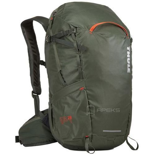 Thule Stir 28L plecak turystyczny damski / wycieczkowy / Dark Forest - Dark Forest