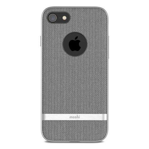 vesta - etui iphone 8 / 7 (herringbone gray) marki Moshi