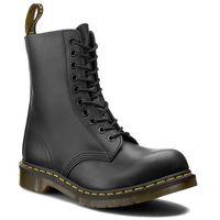 Glany DR. MARTENS - 1919 10105001 Black, kolor czarny