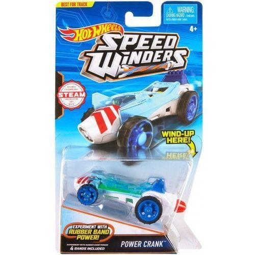 Autonakręciak i samochodziki, Power Crank