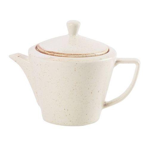 Dzbanek do herbaty sand marki Porland - porcelana gastronomiczna