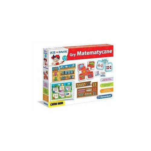 gry matematyczne marki Clementoni