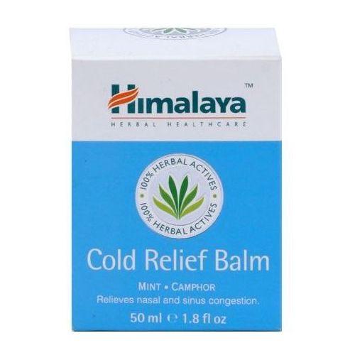 Himalaya Balsam eukaliptusowy łagodzący objawy przeziębienia 50 ml