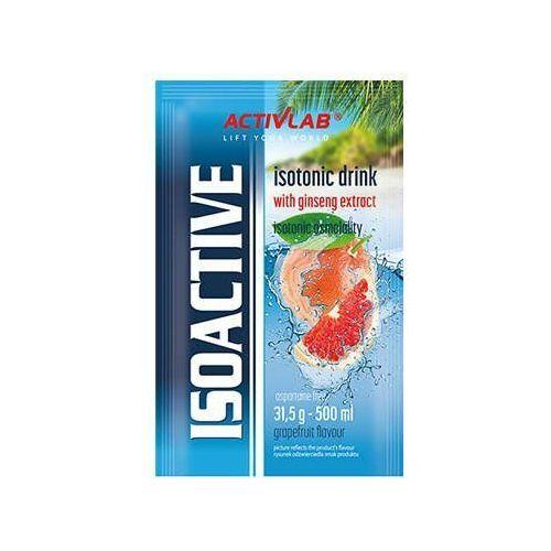 Activlab  iso active - 31.5g - grapefruit (5907368844091)