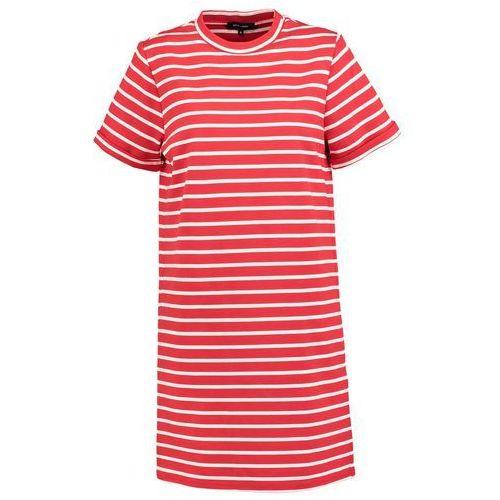 New Look EC ROBIN Sukienka z dżerseju red pattern