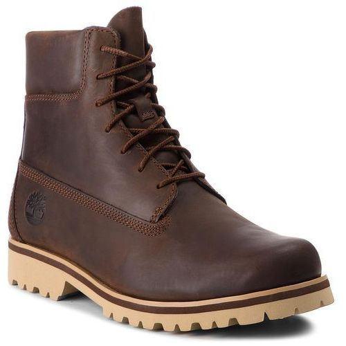 Trapery TIMBERLAND - Chilmark 6 Boot A1UTM Potting Soil, kolor brązowy