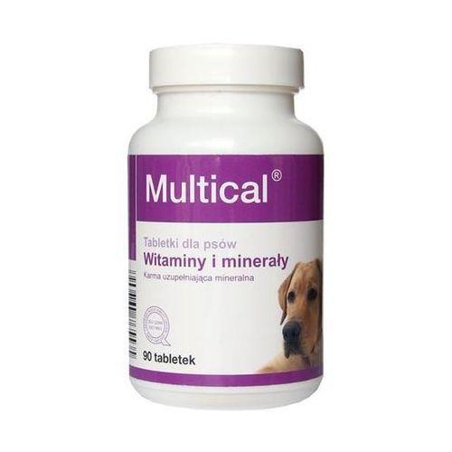 DOLFOS Multical - preparat mineralno - witaminowy dla psów 90 tabl. - 90 tabl. (5906764765535)