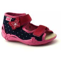 Befado Kapcie/sandałki dla dzieci 342p015 papi