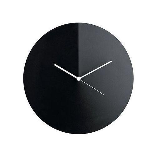 Zegar ścienny arris czarny marki Alessi