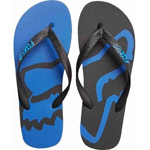 Japonki  - beached flip flop black (001) rozmiar: 10, Fox