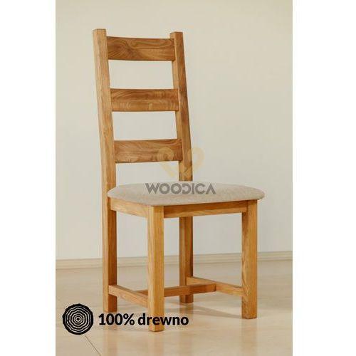 Krzesło dębowe 04m marki Woodica