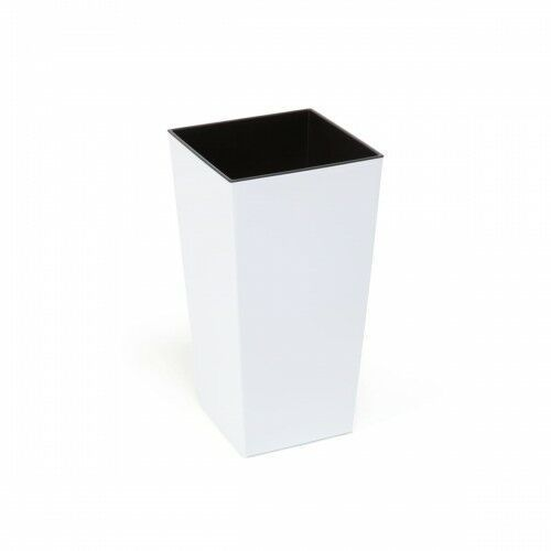 Lamela Doniczka finezja 30 cm gładka biała 105/99-5 (5900119055470)