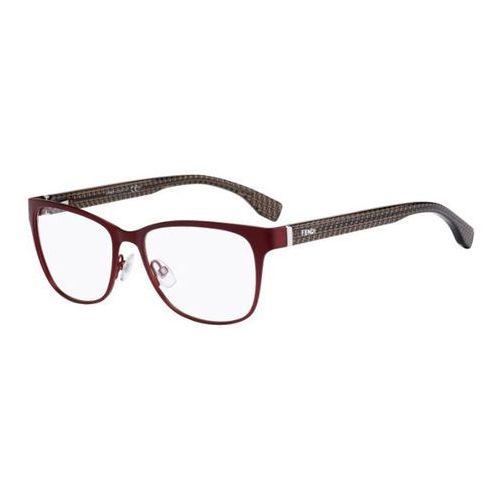 Fendi Okulary korekcyjne  ff 0110 micrologo h1t