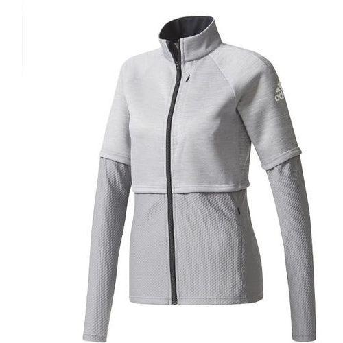 Bluza dresowa adidas Performance Mélange BQ0821, poliester